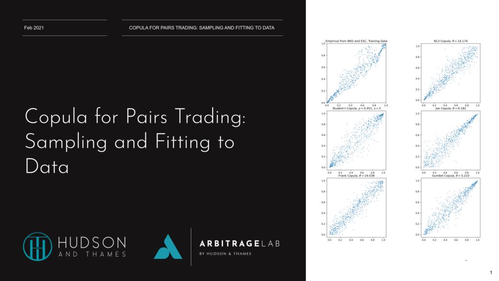 Pairs Trading - futures io